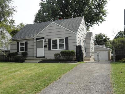 Columbus OH Single Family Home Closed: $111,000