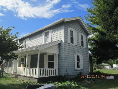 Single Family Home For Sale: 102 W Taylor Street
