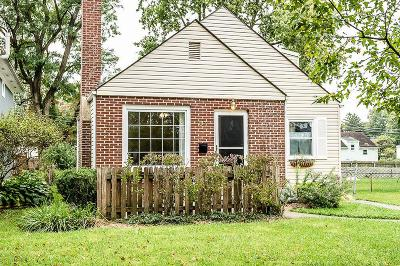 Single Family Home For Sale: 87 Chase Road