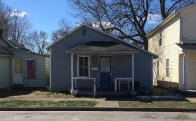 Circleville OH Single Family Home For Sale: $20,647