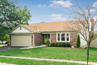 Reynoldsburg Single Family Home Contingent Finance And Inspect: 473 Jonell Lane