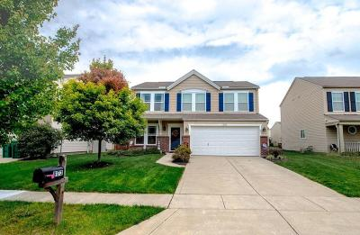 Blacklick Single Family Home Contingent Finance And Inspect: 8172 Royal Elm Drive