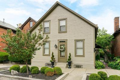 Franklin County, Delaware County, Fairfield County, Hocking County, Licking County, Madison County, Morrow County, Perry County, Pickaway County, Union County Single Family Home Contingent Finance And Inspect: 590 City Park Avenue