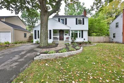 Worthington Single Family Home Contingent Finance And Inspect: 451 Colonial Avenue