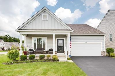 Westerville Single Family Home Contingent Finance And Inspect: 5894 Danann Drive