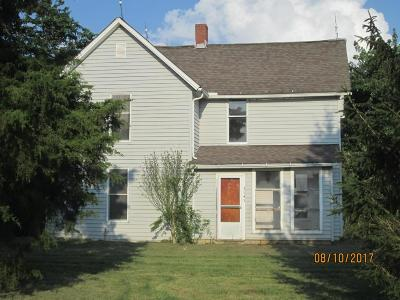Single Family Home Contingent Finance And Inspect: 3145 Wilson Road SE