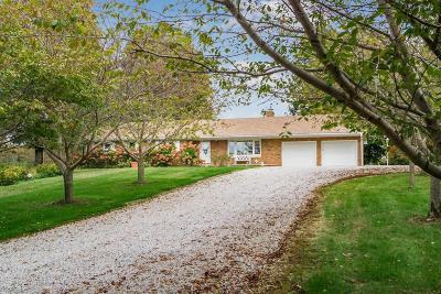 Single Family Home For Sale: 4900 Pickerington Road