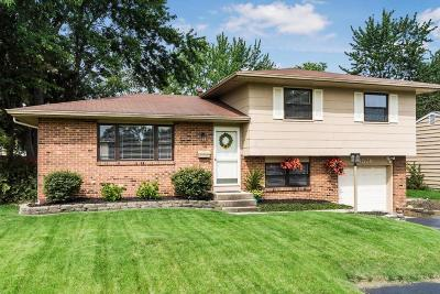 Westerville Single Family Home Contingent Finance And Inspect: 3576 Dempsey Road