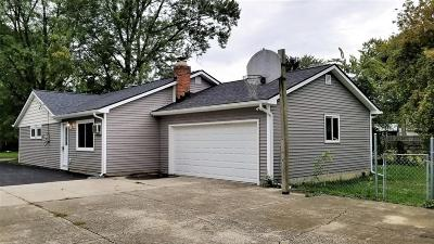 Hilliard Single Family Home For Sale: 4322 Packard Drive