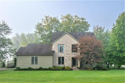 Franklin County, Delaware County, Fairfield County, Hocking County, Licking County, Madison County, Morrow County, Perry County, Pickaway County, Union County Single Family Home For Sale: 5031 Highlands Drive