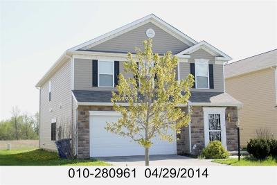 Single Family Home For Sale: 5519 Town Hill Drive
