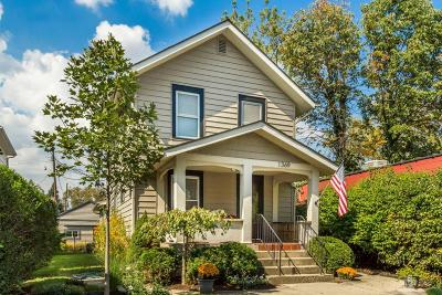Franklin County, Delaware County, Fairfield County, Hocking County, Licking County, Madison County, Morrow County, Perry County, Pickaway County, Union County Single Family Home For Sale: 1369 Elmwood Avenue