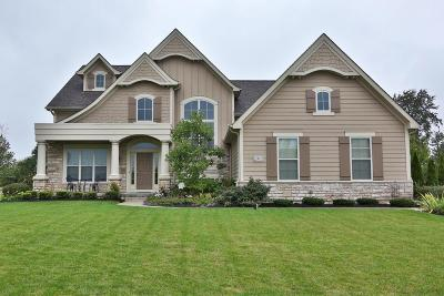 New Albany Single Family Home Contingent Finance And Inspect: 7477 New Albany Links Drive