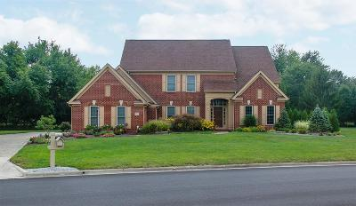 Westerville Single Family Home Contingent Finance And Inspect: 5766 Medallion Drive W
