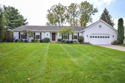 Westerville Single Family Home Contingent Finance And Inspect: 5081 Longrifle Road