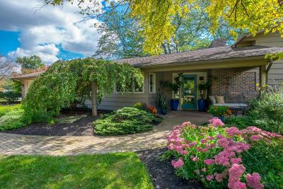 Columbus Single Family Home For Sale: 2455 Sherwin Road