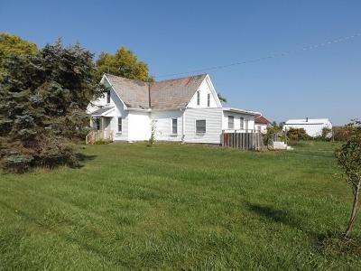 Single Family Home Contingent Finance And Inspect: 4867 Steamtown Road