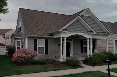 Westerville Single Family Home Contingent Finance And Inspect: 5966 Witherspoon Way