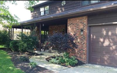 Grove City Single Family Home For Sale: 6221 Beaver Lake Drive