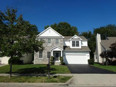 Blacklick Single Family Home For Sale: 6894 Shady Rock Lane