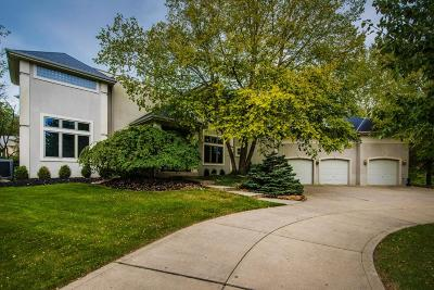 Franklin County, Delaware County, Fairfield County, Hocking County, Licking County, Madison County, Morrow County, Perry County, Pickaway County, Union County Single Family Home For Sale: 9990 Sylvian Drive