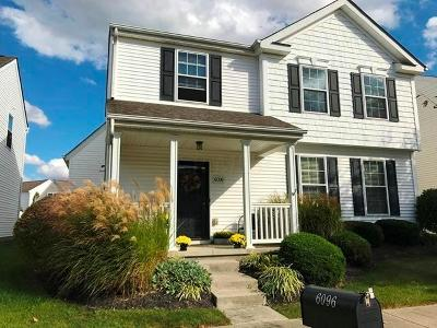 Westerville Single Family Home For Sale: 6096 Witherspoon Way W