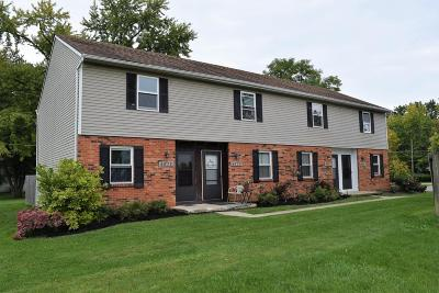 Hilliard Multi Family Home For Sale: 4666 Jeannette Road #4666-467