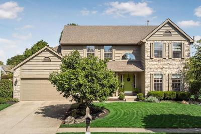 Dublin Single Family Home Contingent Finance And Inspect: 5008 Workingham Drive