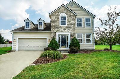 Westerville Single Family Home For Sale: 5636 Sanibel Court