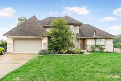 Grove City Single Family Home Contingent Finance And Inspect: 1755 Tuscarora Drive