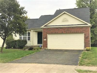 Reynoldsburg Single Family Home Contingent Finance And Inspect: 512 Allis Place E