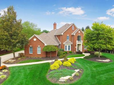 Westerville Single Family Home For Sale: 8115 Rookery Way