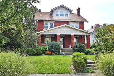 Franklin County, Delaware County, Fairfield County, Hocking County, Licking County, Madison County, Morrow County, Perry County, Pickaway County, Union County Single Family Home For Sale: 91 Olentangy Street