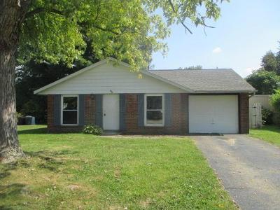 Single Family Home For Sale: 400 Westport Drive
