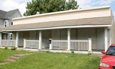 Columbus OH Multi Family Home For Sale: $35,000