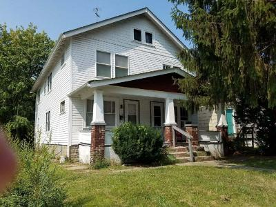 Columbus OH Multi Family Home For Sale: $48,900