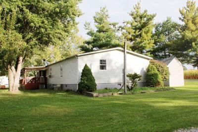 Stoutsville OH Single Family Home For Sale: $173,500