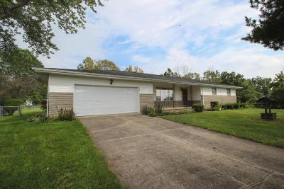 Reynoldsburg Single Family Home For Sale: 160 N Belmar Drive