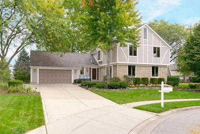 Dublin Single Family Home Contingent Finance And Inspect: 5692 Lismore Court