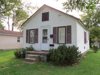 Single Family Home For Sale: 91 Riley Avenue