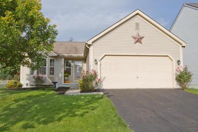 Hilliard Single Family Home Contingent Finance And Inspect: 1933 Friston Boulevard