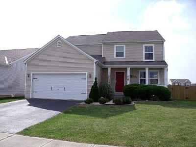 Blacklick Single Family Home For Sale: 611 Slaybaugh Drive