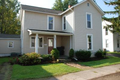 Single Family Home Contingent Finance And Inspect: 127 W 1st Avenue