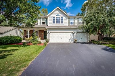 Reynoldsburg Single Family Home For Sale: 7850 Priestley Drive