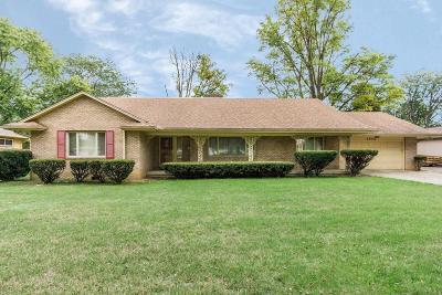 Single Family Home For Sale: 2945 Berwick Boulevard