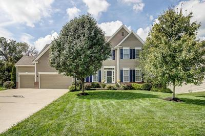 Pickerington Single Family Home For Sale: 13949 Bainwick Drive NW