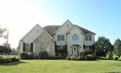 Pickerington Single Family Home Contingent Finance And Inspect: 8423 Meadowmoore Place