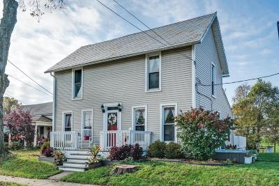 Single Family Home Contingent Finance And Inspect: 45 E Main Street