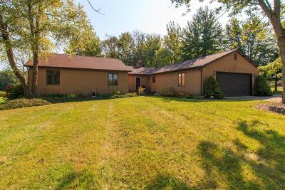 Lancaster Single Family Home Contingent Finance And Inspect: 432 Dennison Court NW