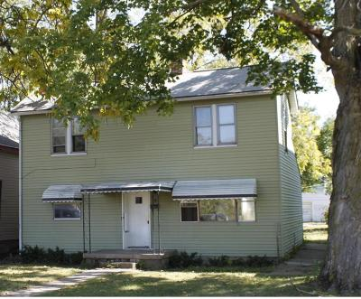 Columbus OH Single Family Home For Sale: $38,000